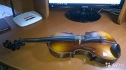 Скрипка 1/4 antonius stradivarius cremonensis